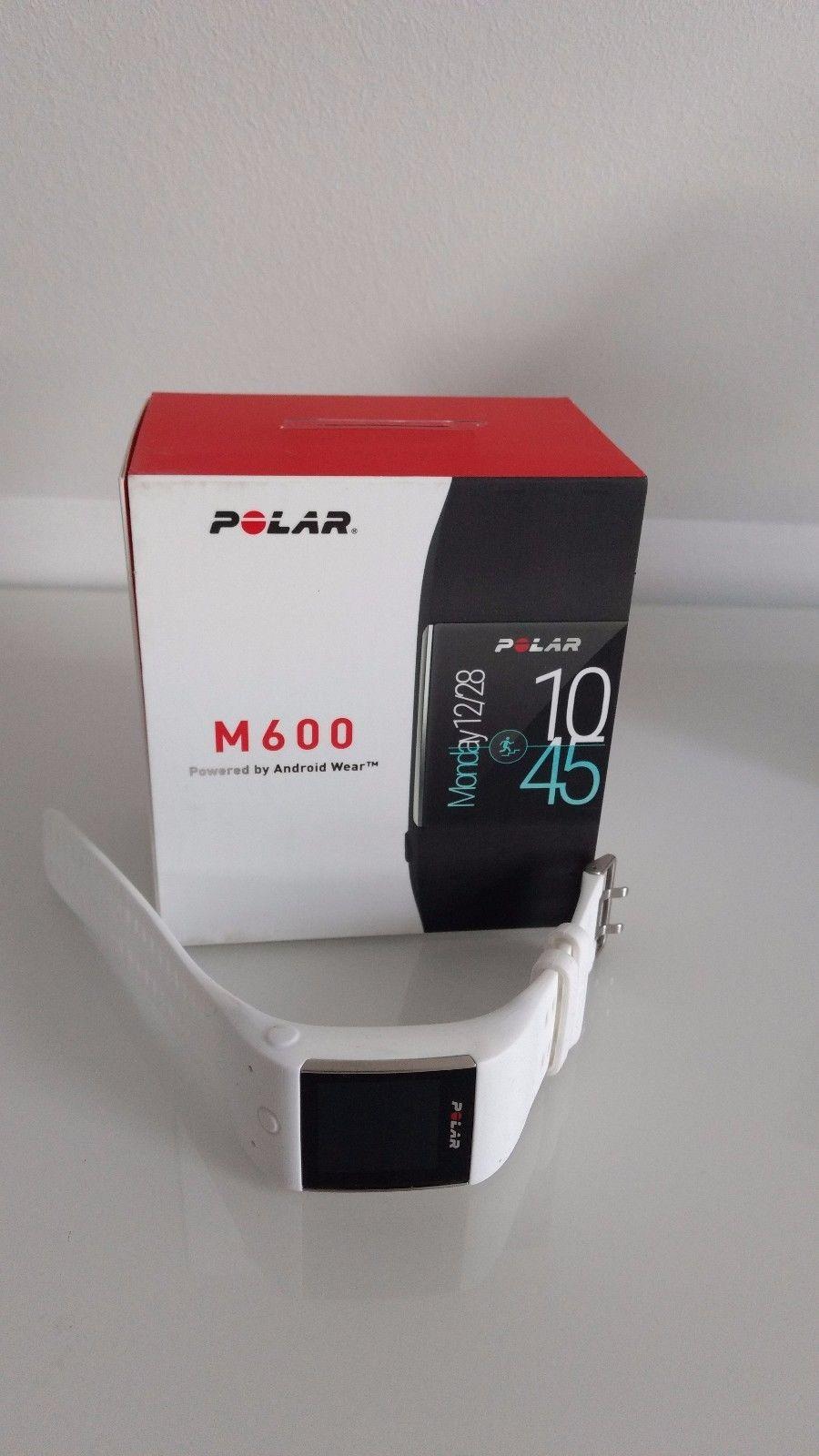 Polar M600 / Weiß