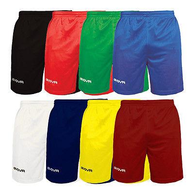 Givova Fussball Short Ibiza Trikot-Hose Teamwear 2XS XS S M L XL 2XL Fußball neu