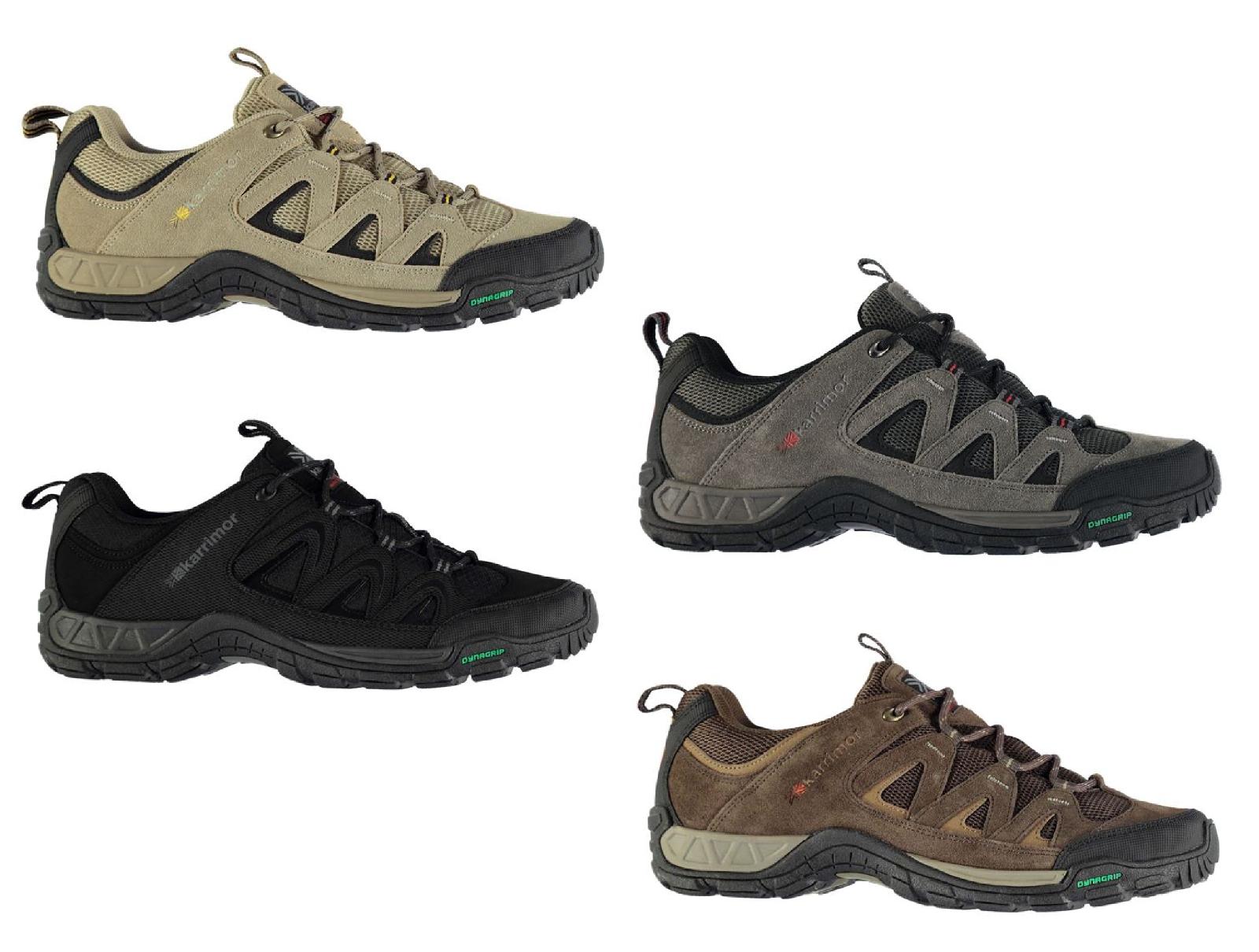 Karrimor Trekkingschuhe Wanderschuhe Outdoor Walking Shoes Herren NEU Summit