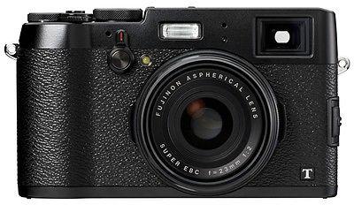 Fujifilm X100T schwarz, wie neu! black, like new! Fuji FinePix X100F X-T2 X-Pro2