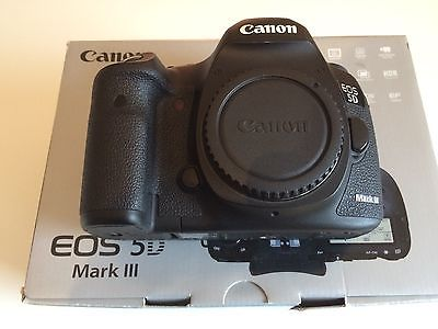 Canon EOS 5D Mark III 22.3 MP SLR-Digitalkamera Body