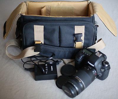 Canon EOS 6D (nur 800 Auslösungen) mit Canon EF 75-300mm II USM Objektiv