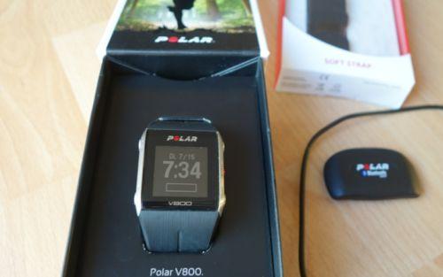 Polar V800 gut erhalten gebracht TOP !
