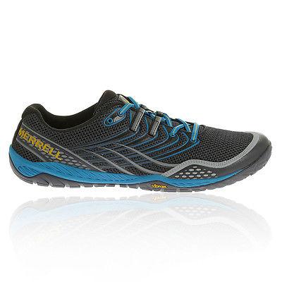 Merrell Trail Glove 3 Herren Laufschuhe Jogging Turnschuhe Sport Schuhe Blau