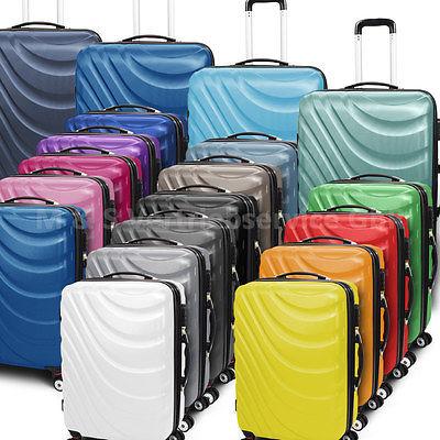 Trolley Reisekoffer Set 2-teilig L+XL ABS Hartschalenkoffer Tasche Modell