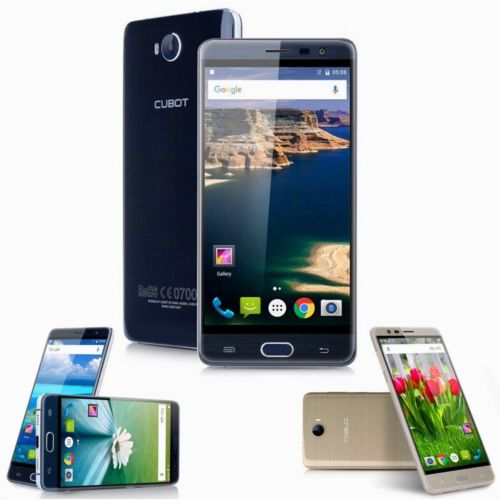 CUBOT Cheetah 2 Octa-Core 3GB 32GB 16MP Android 6.0 4G 5,5 Zoll Smartphone Handy