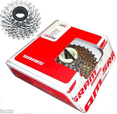 Bicycle cycle bike Sram PG950 9 Speed gear  MTB Cassette 11-32T  freewheel