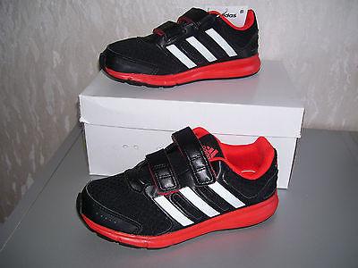 Adidas lk sport Laufschuhe Sportschuhe auch für Hallen, Klettverschluss, 28 - 38