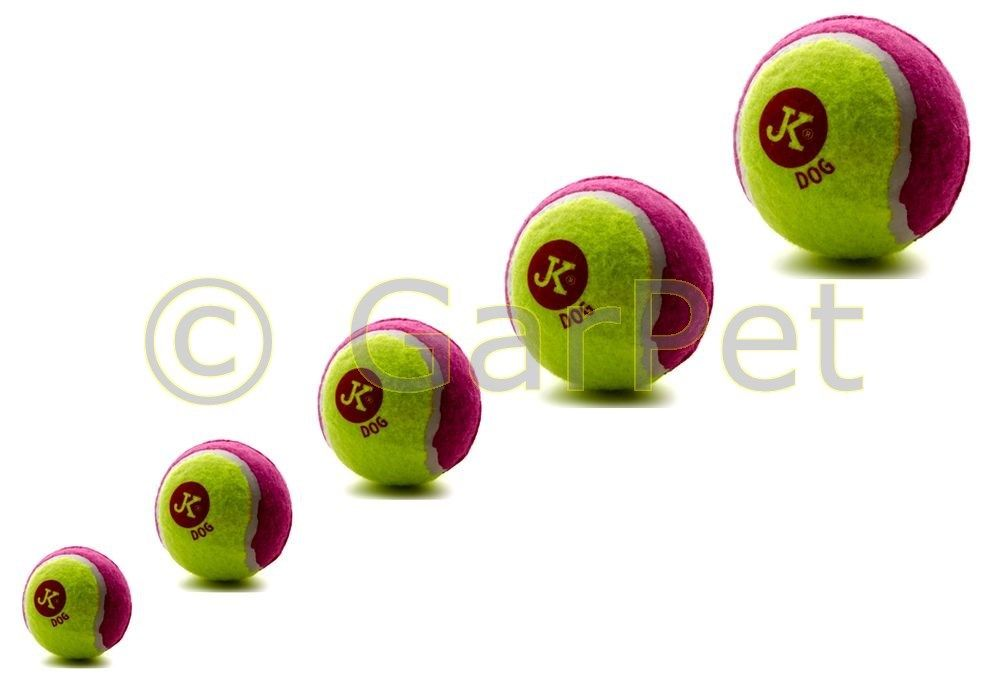 Hundespielzeug Tennisball Hunde Ball Hundeball Spielball Wurf Bälle
