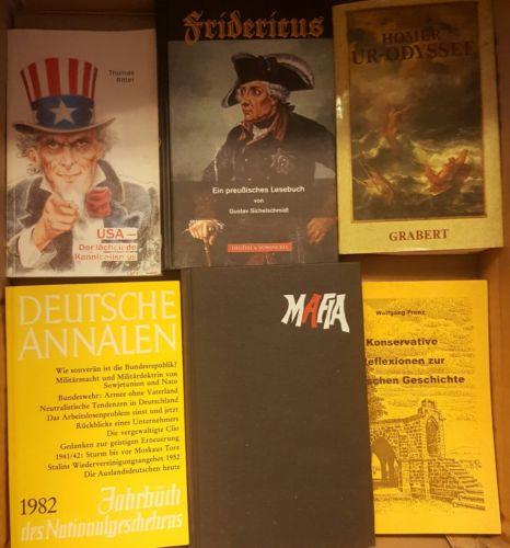 Bücherpaket!! 1. und 2. Weltkrieg, 60 Stück, Sammlung