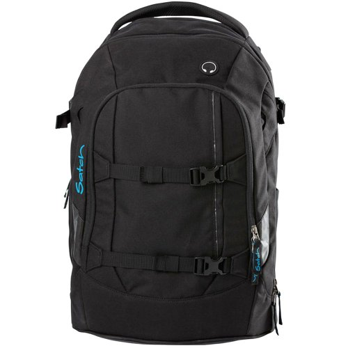 Satch by Ergobag - Schulrucksack - Black Bounce