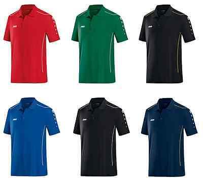 Jako Cup Polo Shirt - Fitness Jogging Handball Fußball Gr. S - 4XL Art. 6383