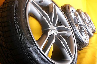 4x NEU für Audi S5 A5 8T 20 Zoll Alufelgen A5 Sportback Cabrio Coupe Sommerräder