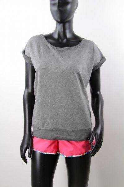 Oakley Girls tshirt Slubster Pullover Tee Shirt kuzarm 571487 grau one of a kind