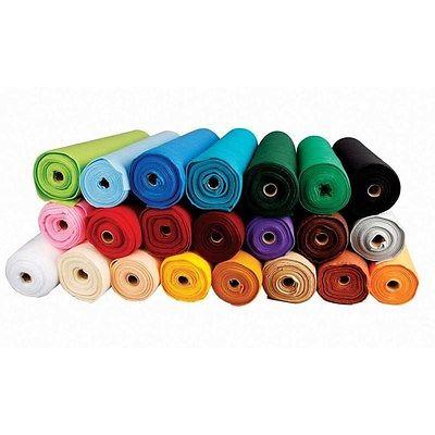 Basteln Filz Stoff Schneiden Klebstoff Dekoration Machen Alle Farben 1.5mm