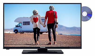 Telefunken LH24NZ20DV LED Fernseher mit DVD 24
