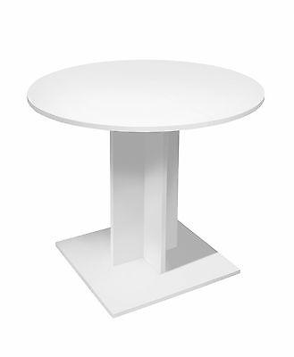 Mäusbacher Esstisch rund 80 cm, Esszimmertisch, Holztisch, Speisetisch, Tisch