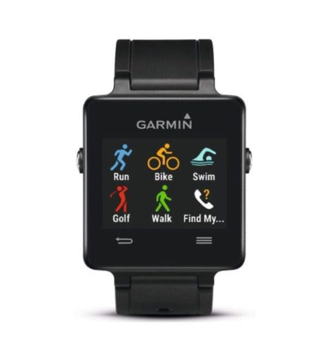 Garmin Vivoactive GPS Uhr inkl Brustgurt