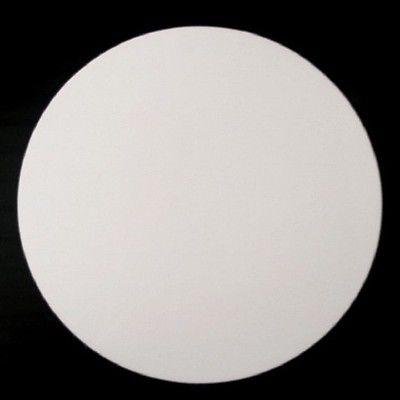 Runder Tisch Schoner - Weiß