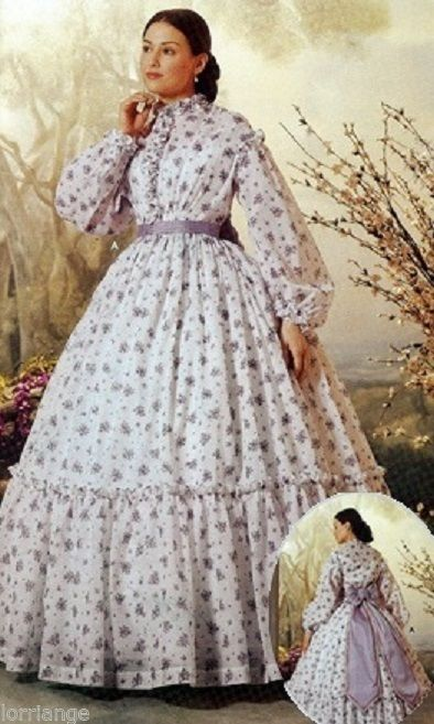 VICTORIAN/CIVIL WAR CUSTOM  MADE LINED BODICE AND SKIRT WITH FREE MATCHING BAG