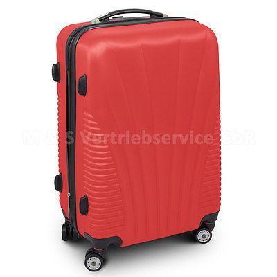 Trolley Reisekoffer Reisetasche Gepäcktasche Koffer L Modell