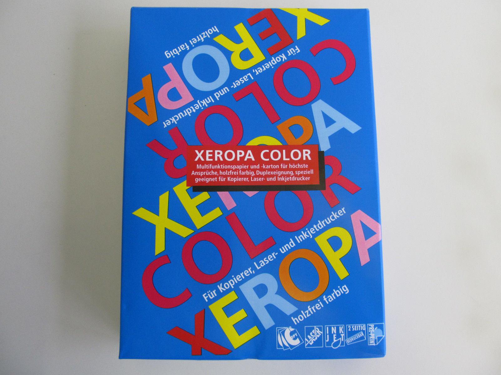 XEROPA Multifunktionspapier holzfrei 160g/m² DIN-A4 weiß - 250 bis 1250 Blatt -
