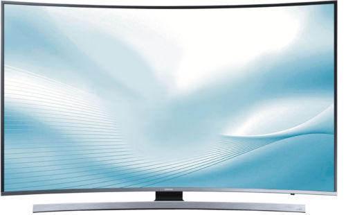 SAMSUNG UE55KU6649 138cm UHD 4K Curved LED Fernseher Smart 1600Hz PQI
