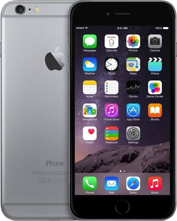 Apple iPhone 6 - 64GB - space Grey (Unlocked)  grade AA!12 months warranty