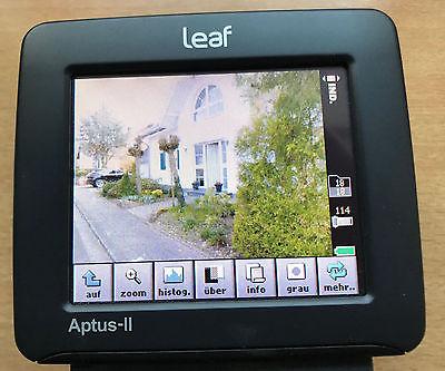 LEAF Aptus II 5 digital back für Mamiya Phase one 645