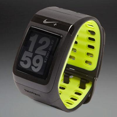 Nike+ SportWatch GPS powered by TomTom Schwarz