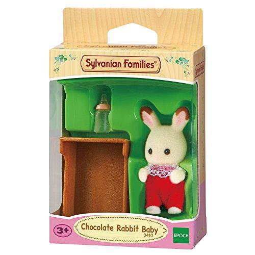 Sylvanian Families 3410 - Schokoladenhasen Baby, Sammelfigur