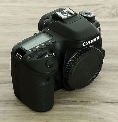 Canon EOS 80D 24.2 MP SLR-Digitalkamera - Body - OVP