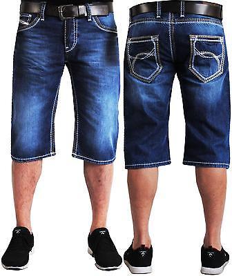 Viazoni Jeans Hugo Short New Summer Style 2017 neu 100% Baumwolle dicke Nähte