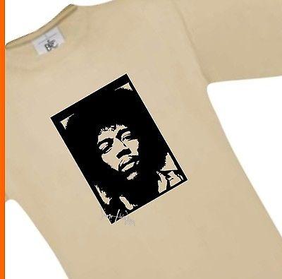 T-Shirt JIMI HENDRIX S-XXL ST0441