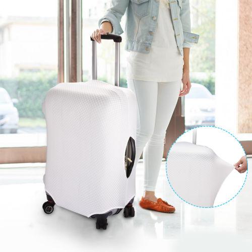 Reise Kofferhülle Kofferbezug Koffer Schutzbezug Luggage Case Kofferschutzhülle