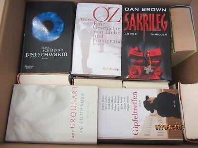 37 Bücher Romane Top Titel Bestseller Paket 2
