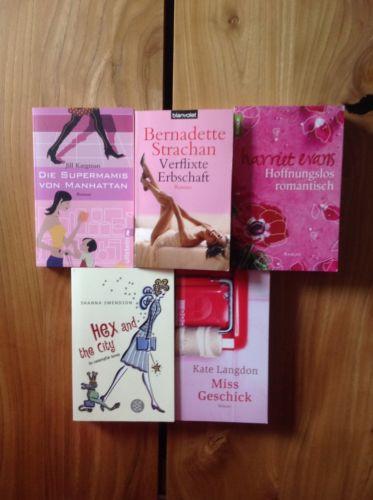 Bücherpaket 12 - Frauenromane