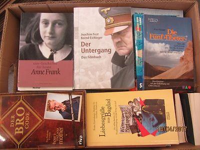 76 Bücher Softcover Romane Sachbücher Erzählungen u.a.