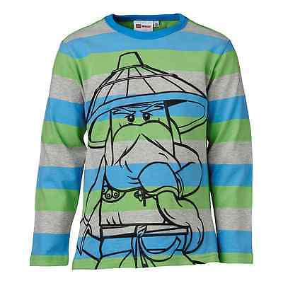 LEGO® Wear Ninjago Longsleeve  Tristan106 SENSEI WU  Shirt in 2 Farben
