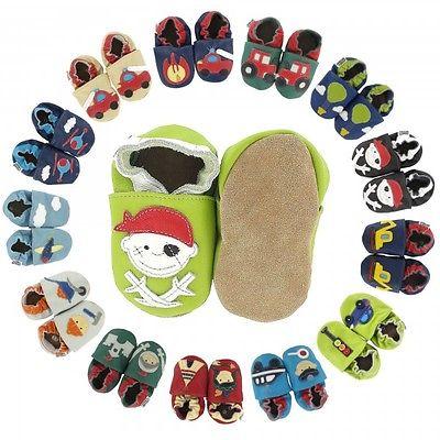 Krabbelschuhe Babyschuhe erste Schuhe für Jungs von HOBEA-Germany