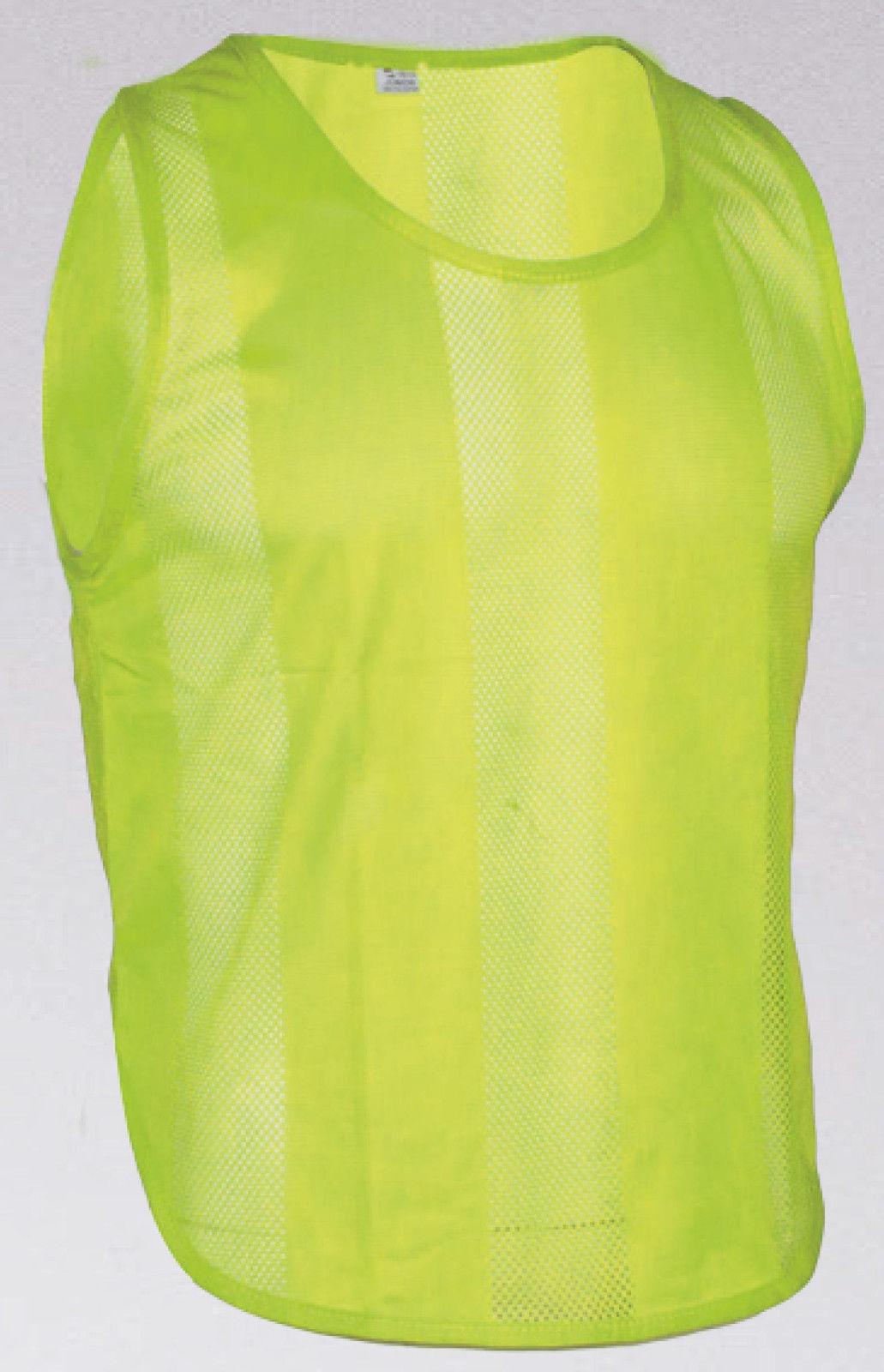 10x Markierungshemden / Trainingsleibchen - 7 Farben & 3 Größen lieferbar*NEU*
