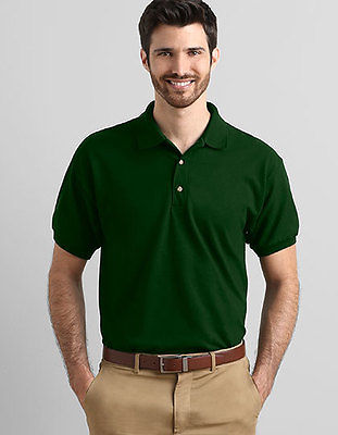 Polo Shirt von GILDAN Herren Polo Ultra Cotton™ Piqué Polo NEU