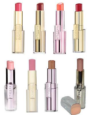 L'Oreal Rouge Caresse Lippenstift- Erhältlich in 11 Farbtöne