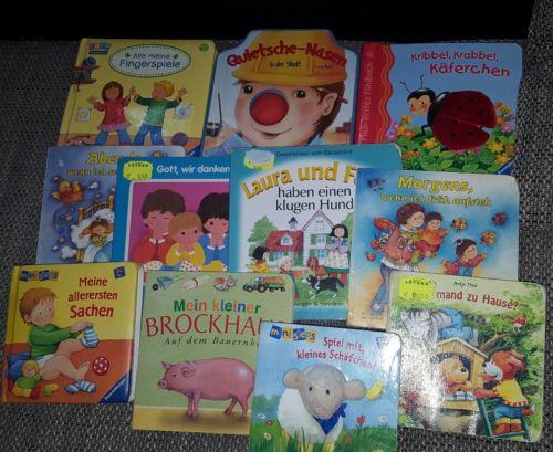 großes bücherpaket kinderbücher 17 stk