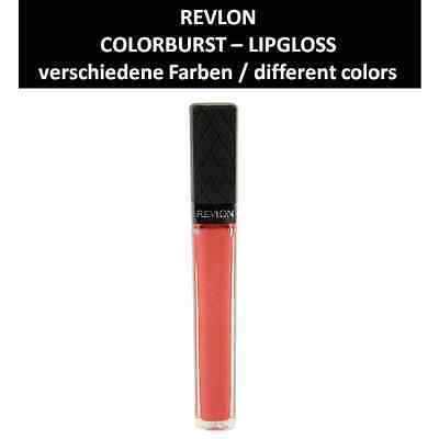 Revlon - ColorBurst Lip Gloss - Lippen Farbe - Make up - Kosmetik - 5.9ml