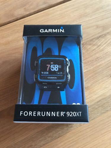 Garmin Forerunner 920xt Triathlon Uhr
