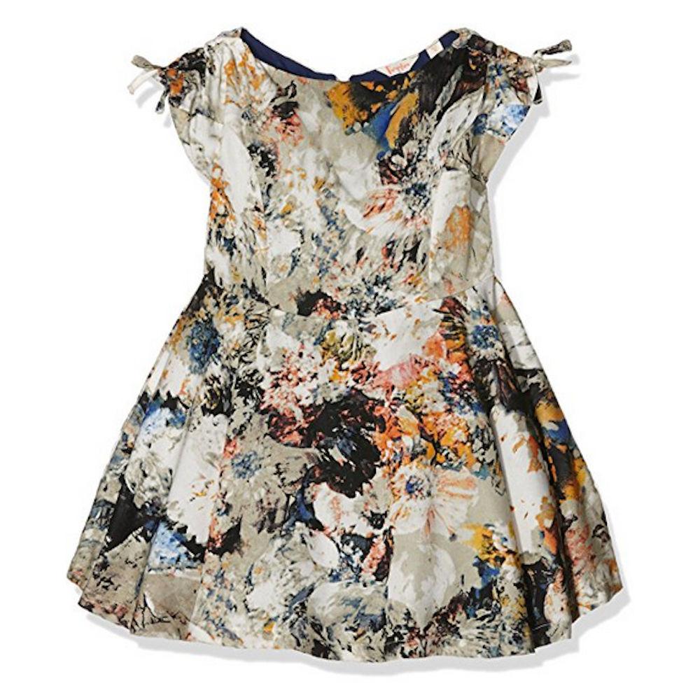 PAMPOLINA Mädchen Kleid FALL IN LOVE 6694238 weit ausgestellter Rock NEU