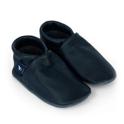 pantau.eu Leder Krabbelschuhe Babyschuhe Lederpuschen Lauflernschuhe - Unifarben