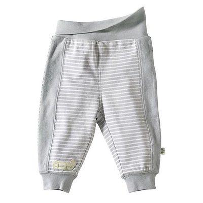 BORNINO Stoffhose Baby-Hose NEU grau
