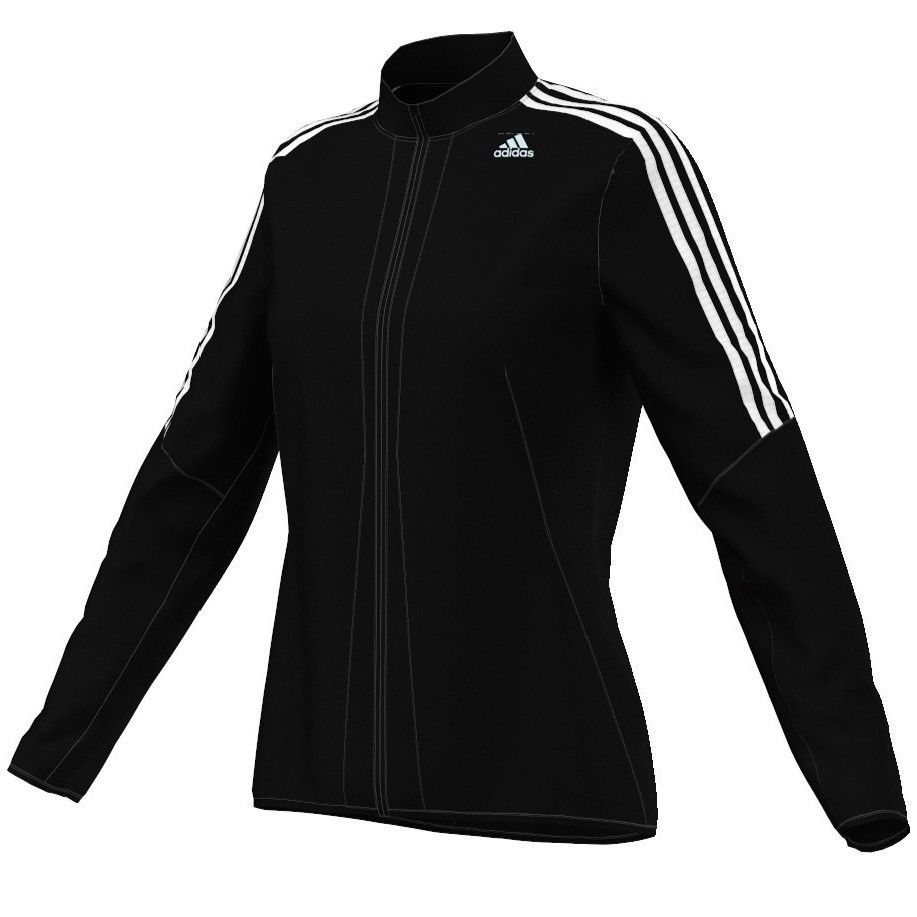 adidas Perfomance Response Wind Jacket W Damen Laufjacke Running/Walking Jacke D